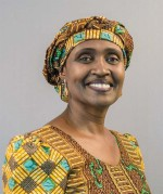 UN Under-Secretary General and Executive Director of UNAIDS, Dr Winnie Byanyima