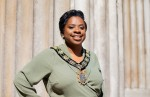 Councillor Sabrina Francis, Mayor of Camden