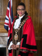 The Speaker of Hackney, Cllr Sade Etti,