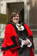 Councillor Larraine Revah, Mayor of Camden