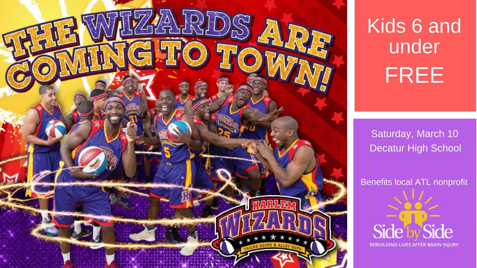 Jawbones and Sawbones vs Harlem Wizards