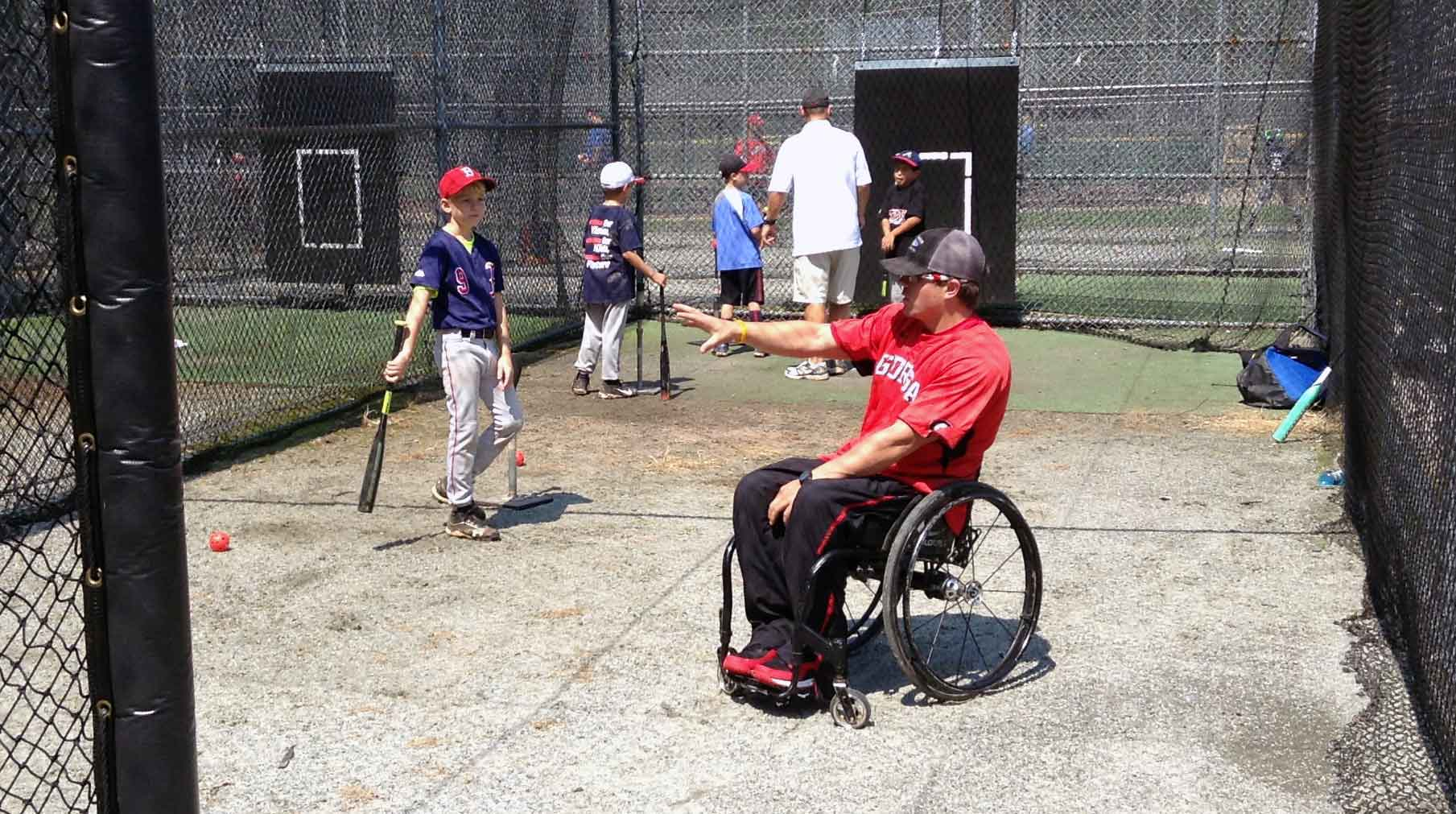 UGA Baseball Camp for Children