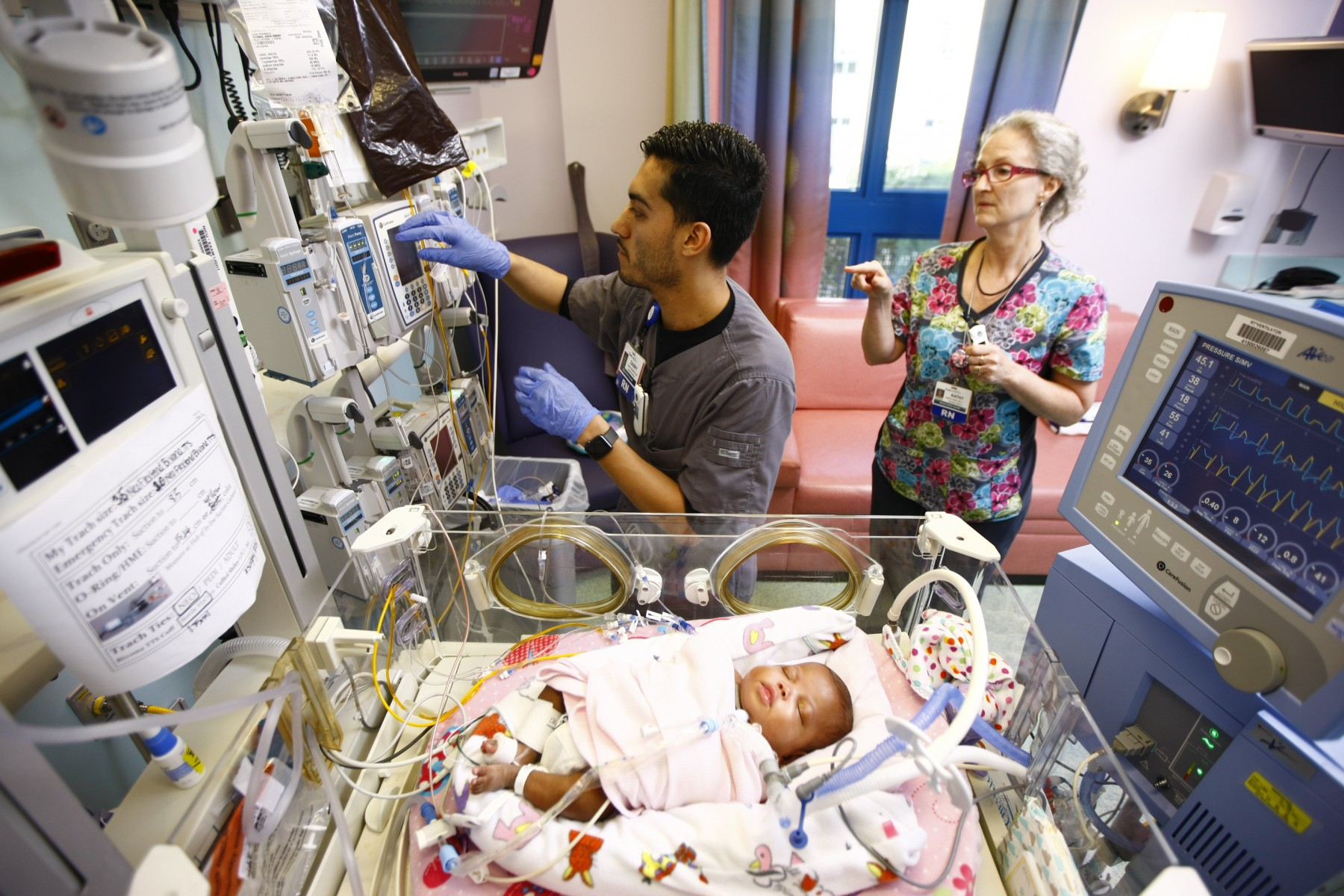 Cook Childrens First North Texas Nicu To Receive Level Iv Designation