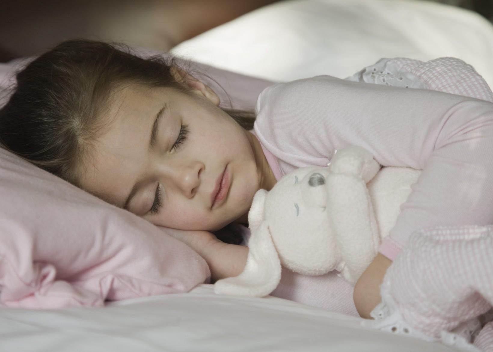 Kids Sleeping At Night