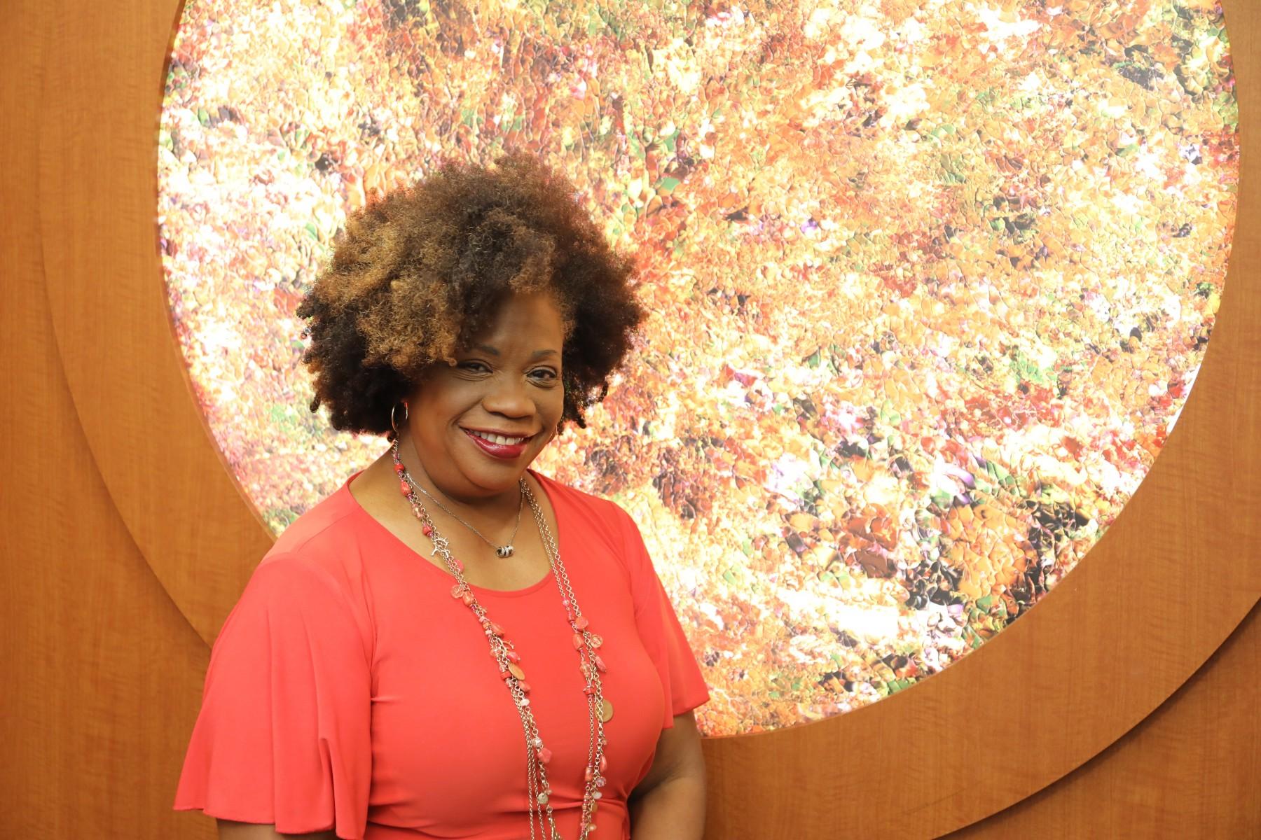 Winifred King,库克儿童医疗保健系统高级副总裁、传播、多样性、公平和包容性主管