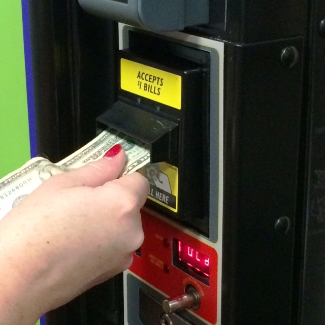 A vending spree … Will new labeling regulations make a difference?