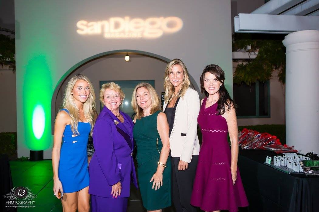 San Diego Woman of the Year Awards 2015