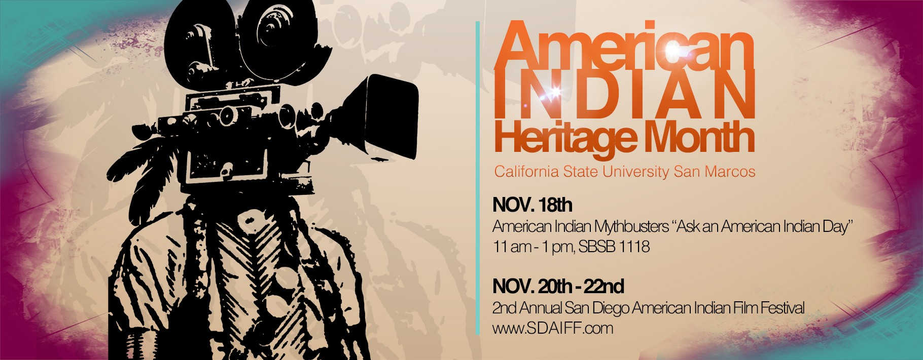 CSUSM American Indian Heritage Month