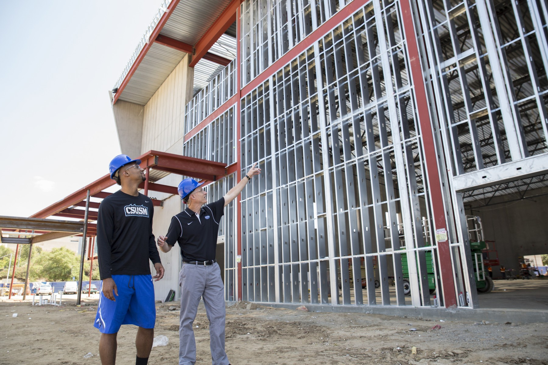 New Sports Center to Open in 2016 | Photo by Christine Vaughan