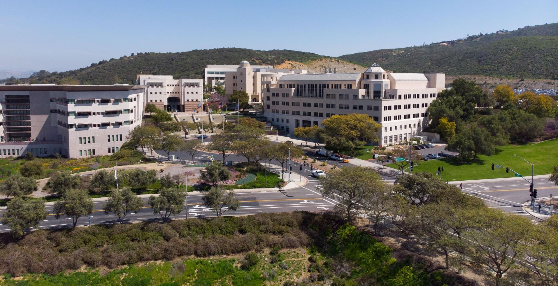 CSUSM Campus