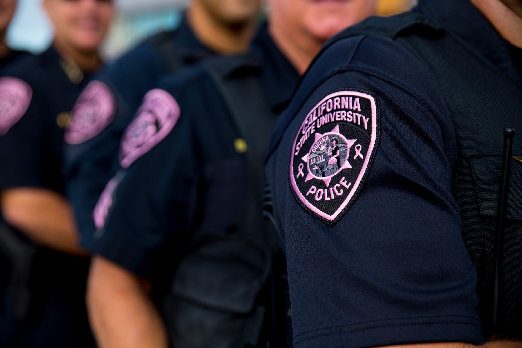 UPD don pink patches for Breast Cancer Awareness Month