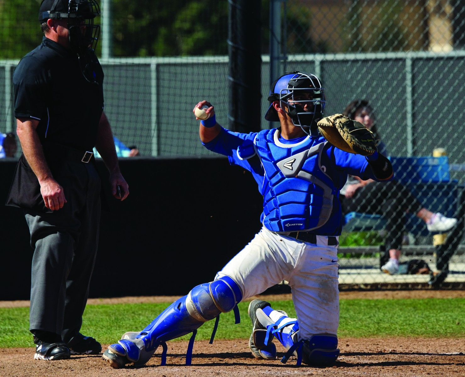 Isaias Torres put up solid numbers for the Cougars baseball team in 2018 when he started 29 games, but he made a difficult decision at the end of the season. Despite having one more year of playing eligibility, he decided it was time to step away from baseball to devote all of his efforts toward completing his bachelor's and preparing for medical school.