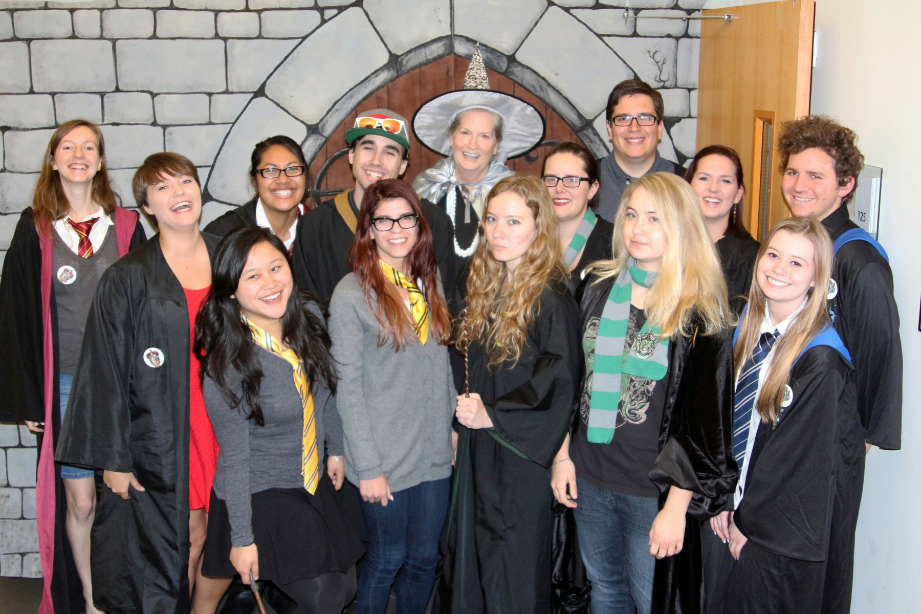 Harry Potter Prefects