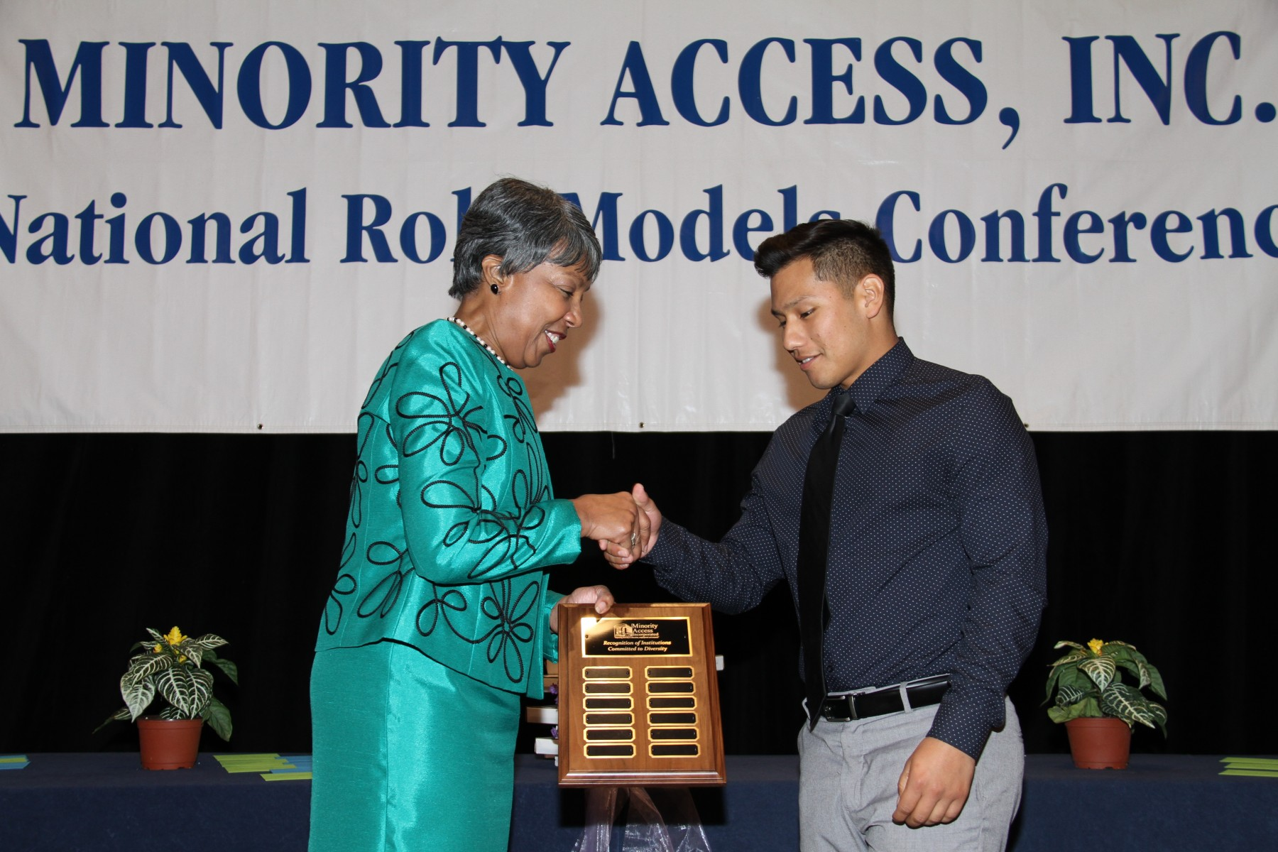 Minority Access Award
