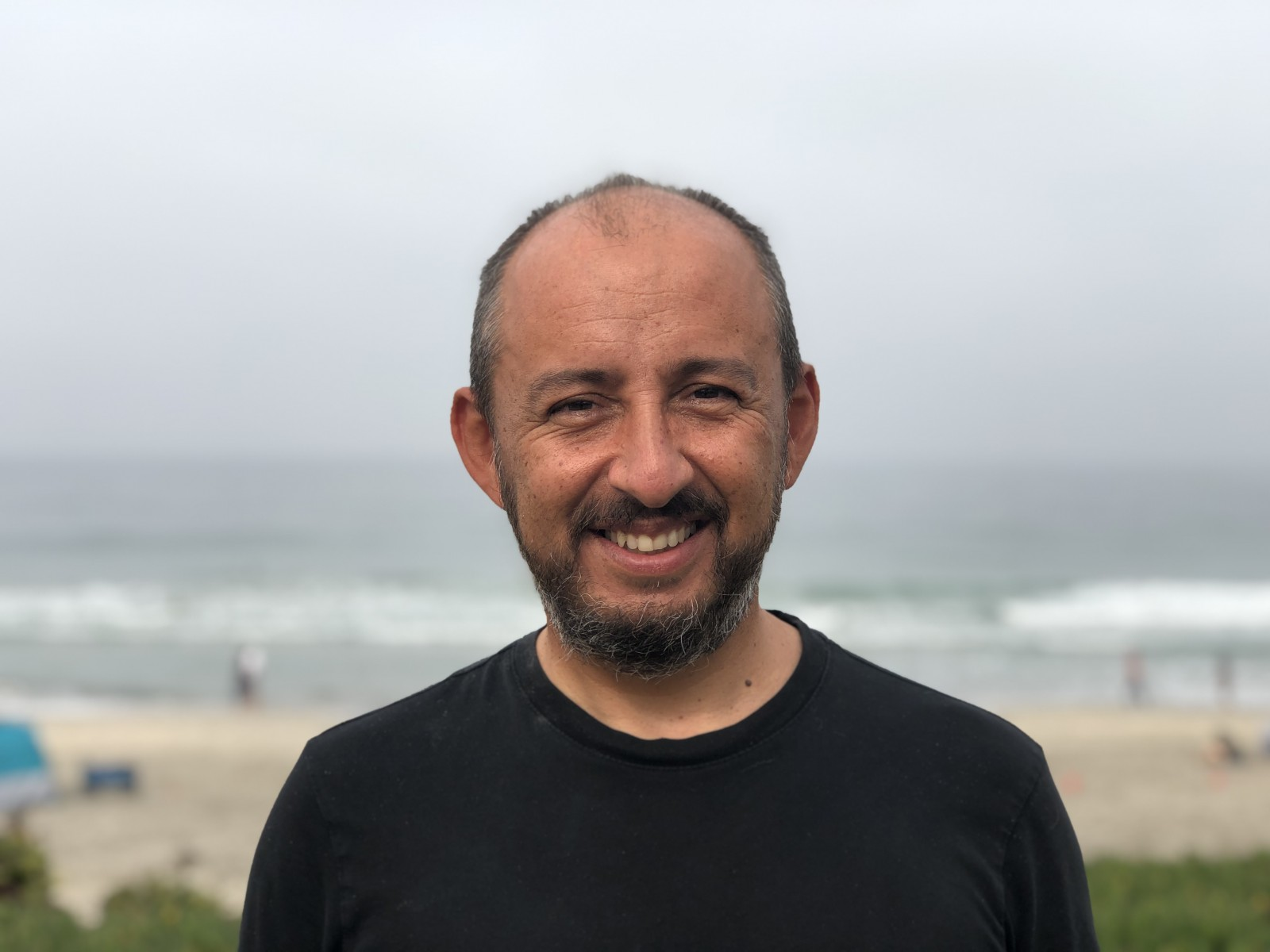 Physics professor Gerardo Dominguez is the first CSUSM faculty member to receive a significant grant from the CSU Council on Ocean Affairs, Science and Technology.