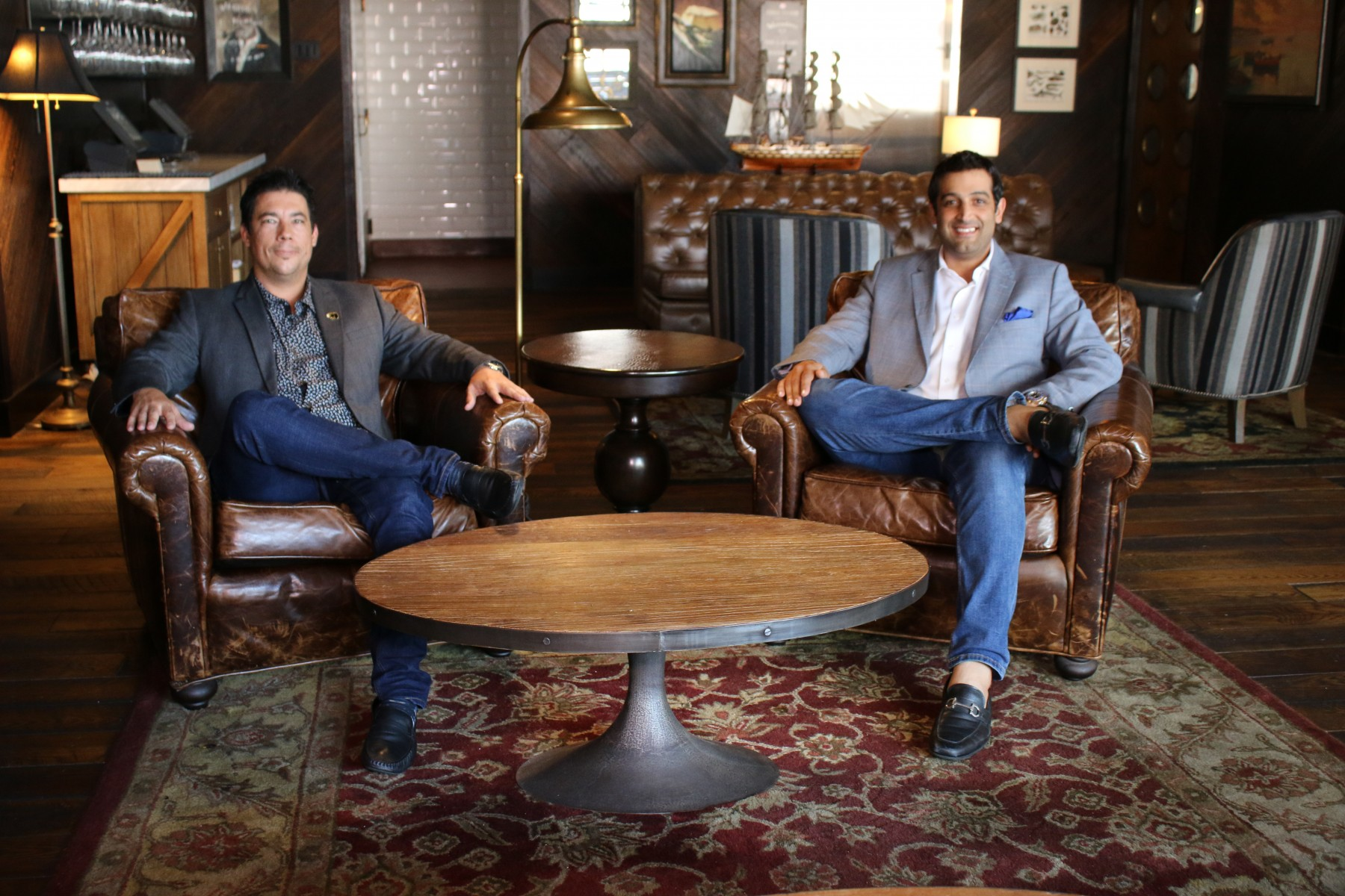Former CSUSM students Oliver Graf and Sam Khorramian founded Big Block Realty, one of the fastest-growing independent real estate brokerages in the state.