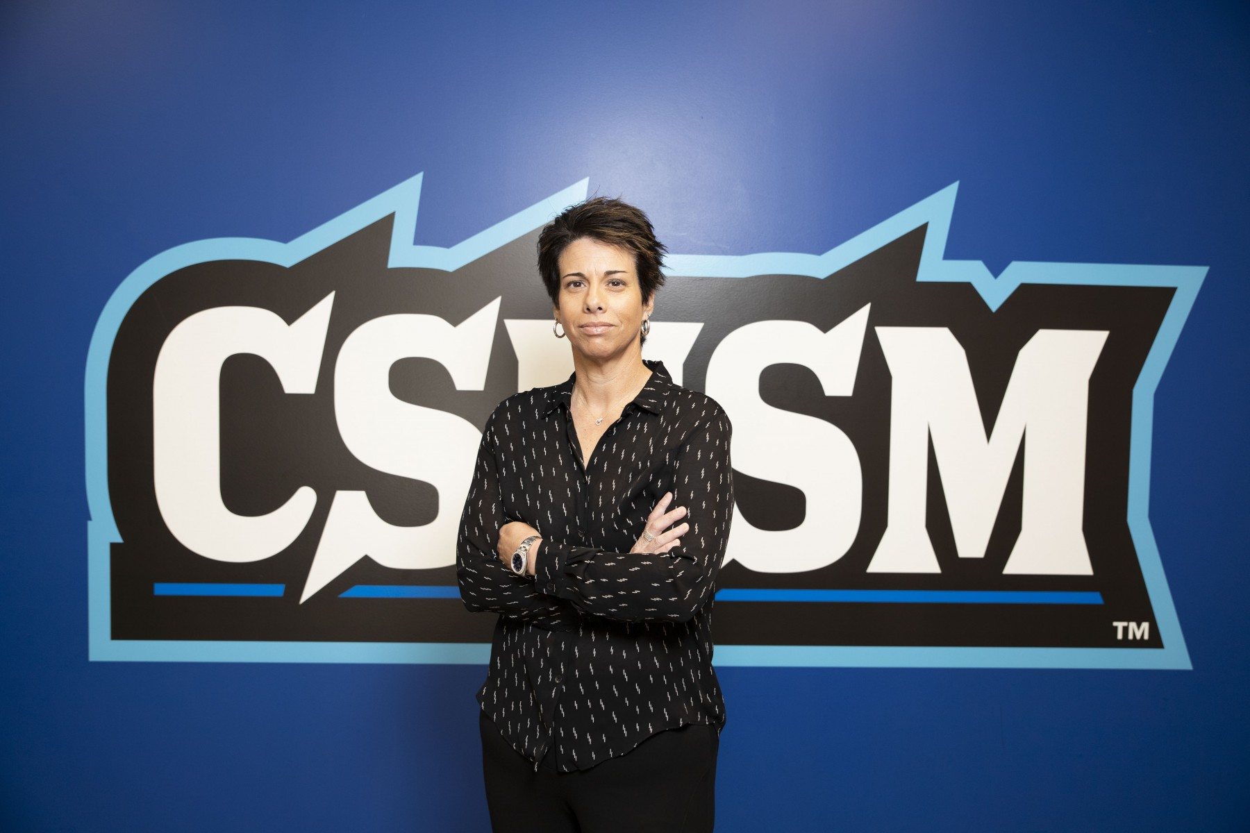 Jennifer Milo is in her ninth year as CSUSM's director of athletics after the university originally hired her as its first softball coach.