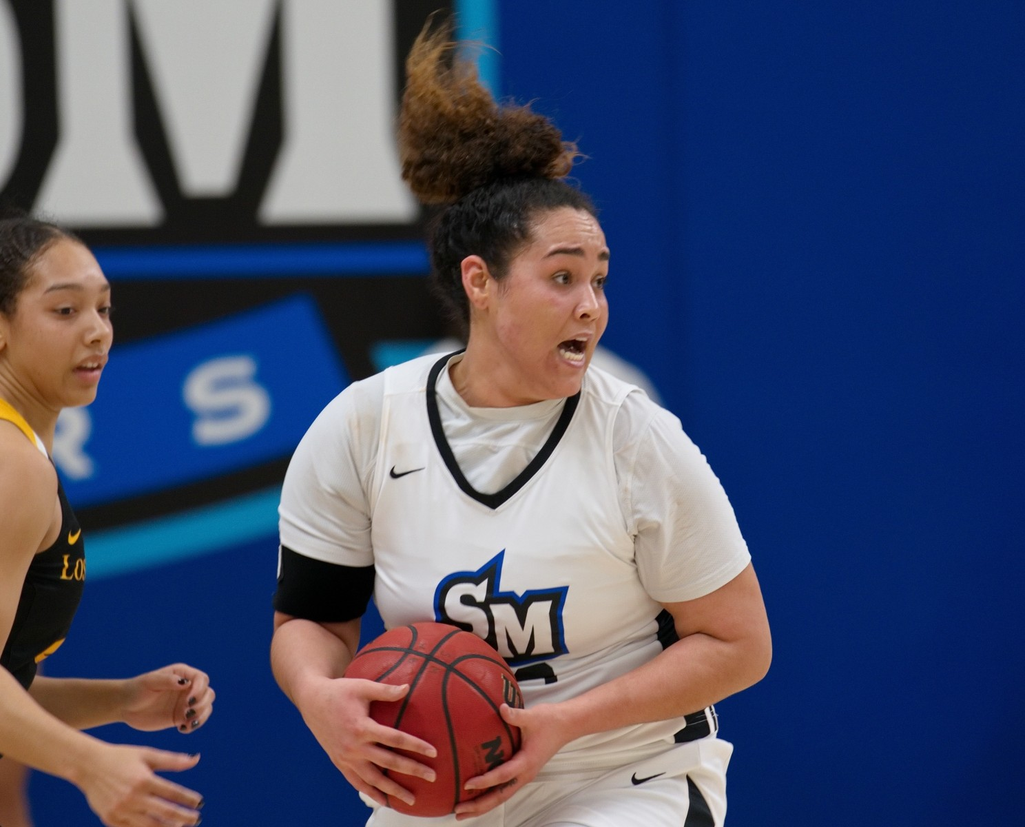 Jon'Nae Vermillion is entering her second season with the Cal State San Marcos women's basketball team after transferring from Mt. San Antonio College.