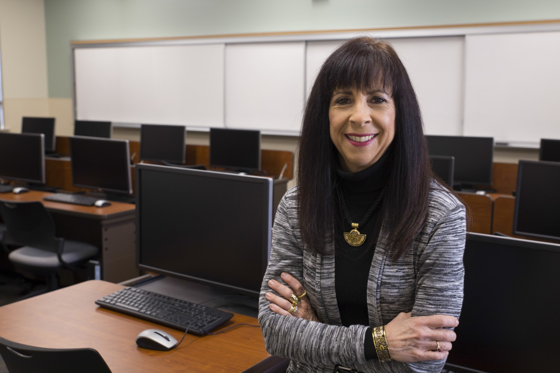 Katherine Kantardjieff, the founding dean of the College of Science and Mathematics, will begin a new position as provost at Cal State Monterey Bay on July 1.