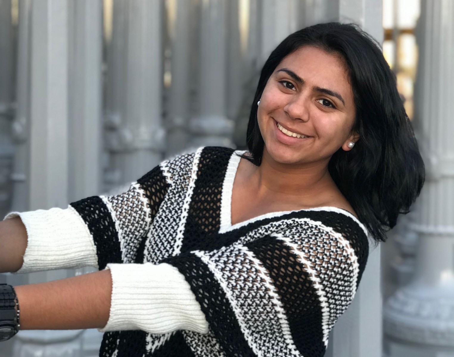 Kathleen Parra will graduate from CSUSM with a bachelor's in arts, media and design in spring 2021.