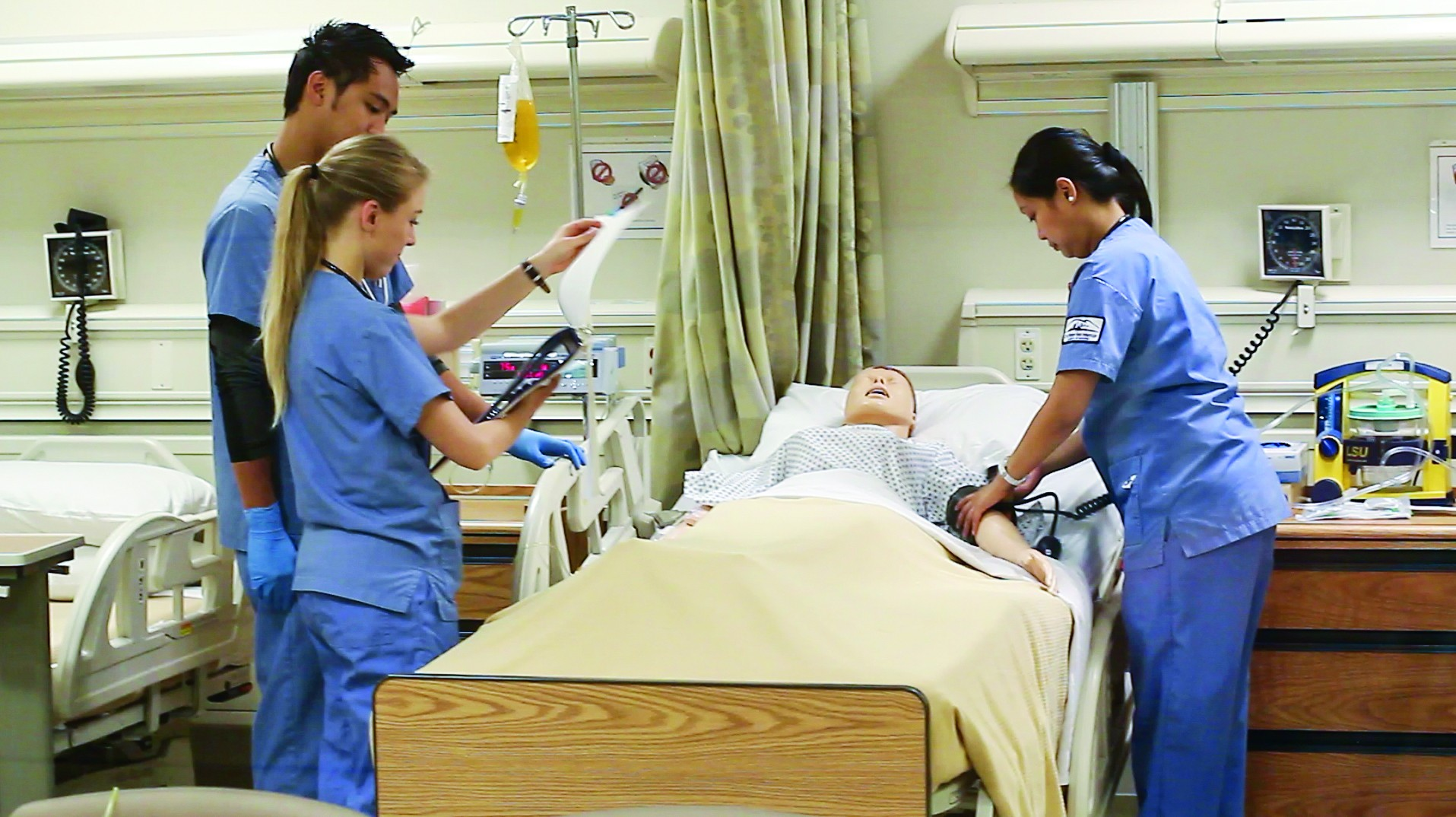 Nursing Students at CSUSM