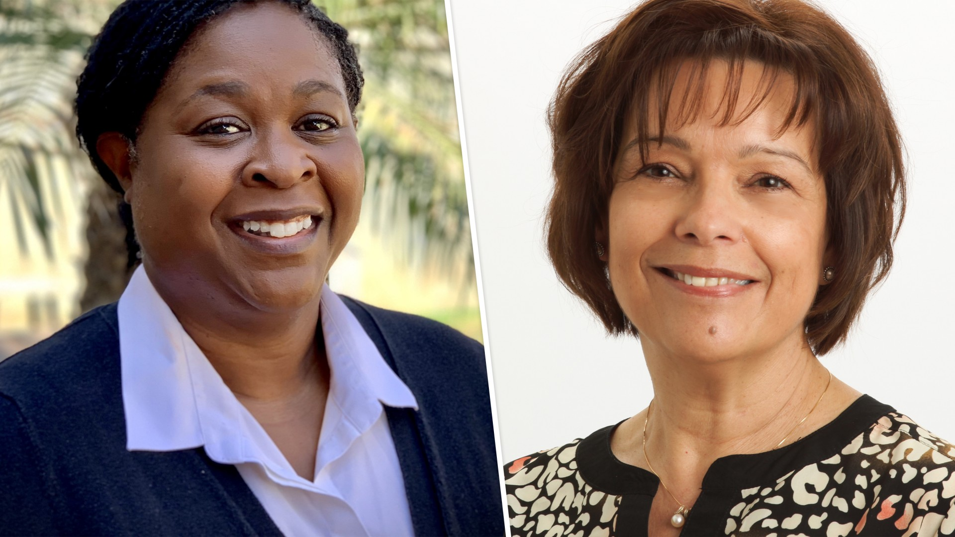 School of Nursing faculty Catherine Baker (left) and Nancy Romig have received $1.33 million state grant to help further build the pipeline of psychiatric mental health nurse practitioners in California.