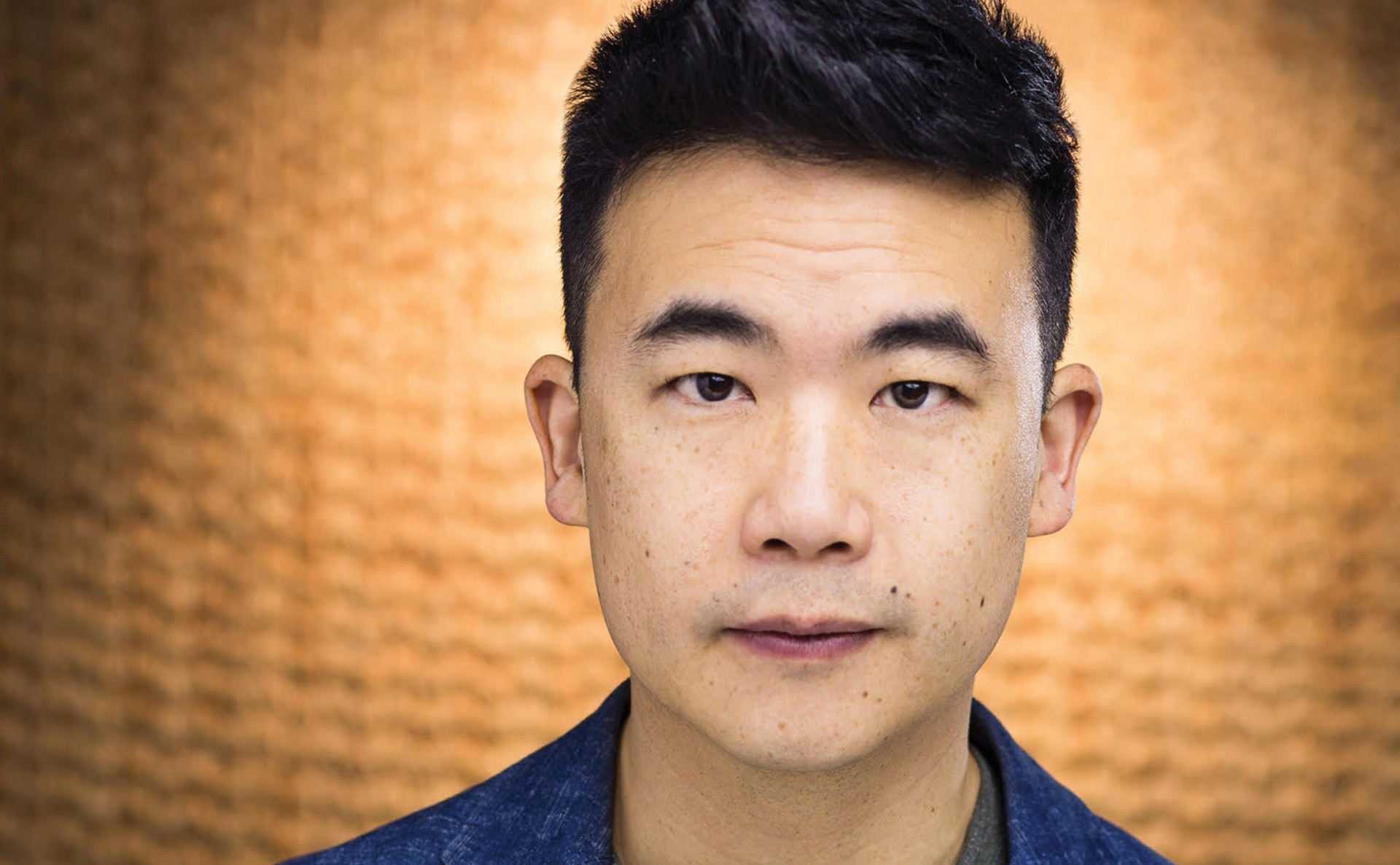 Simon Tam will be the featured speaker for an Arts and Lectures webinar on Oct. 28.