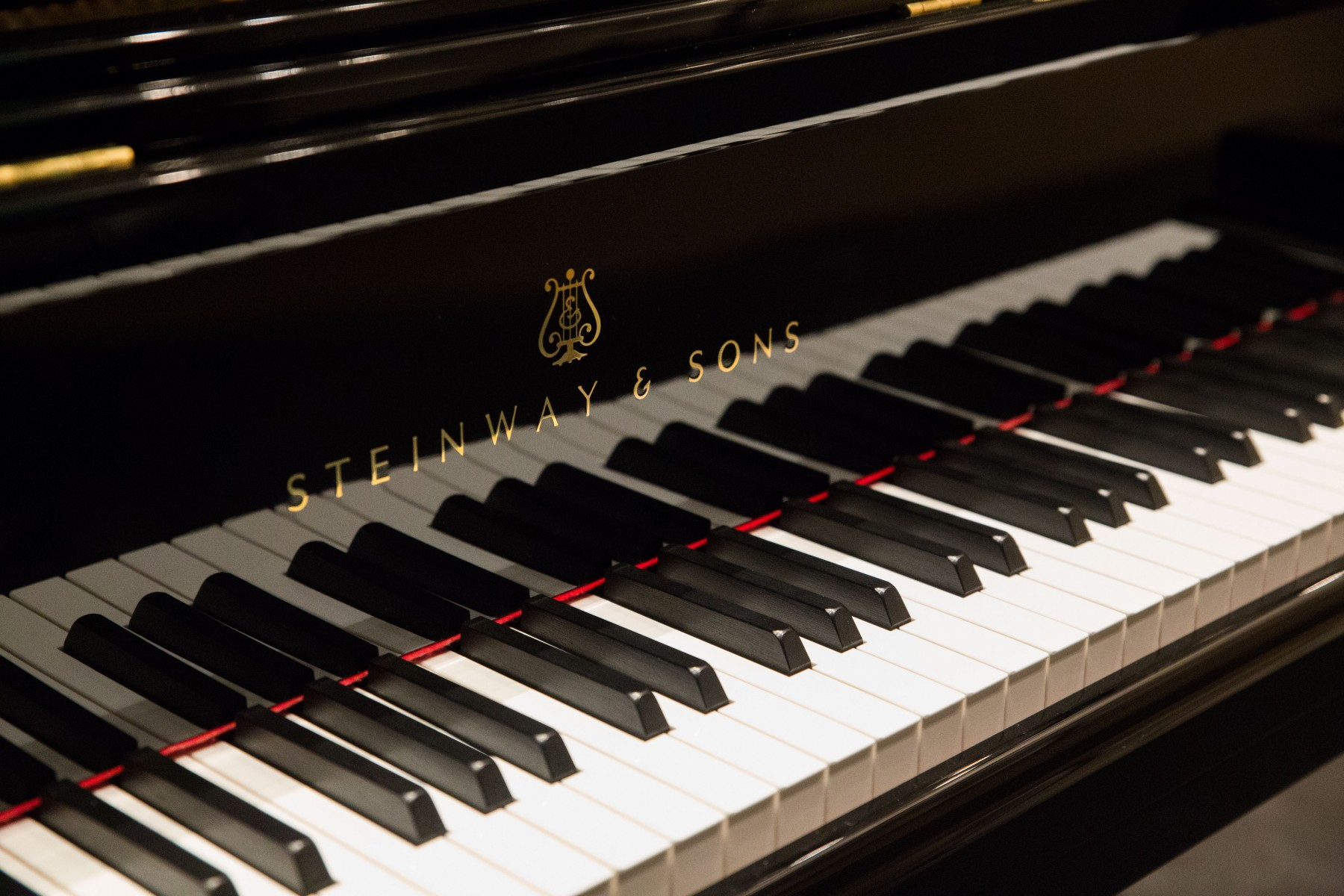 Steinway Concert D Grand piano