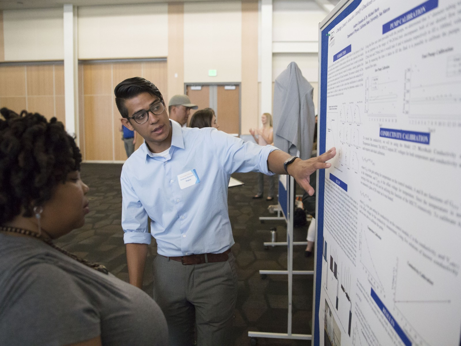 Summer Scholars Poster Showcase