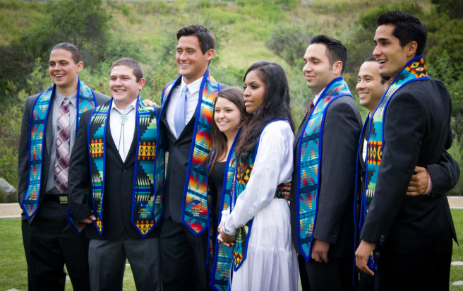 American Indian Graduation Recognition Ceremony