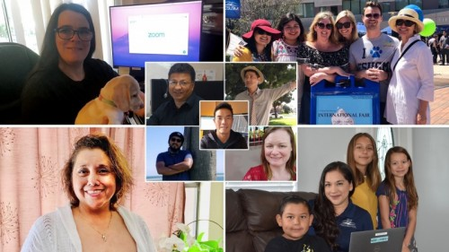 Thumbnail: Faculty, Staff Celebrated for Contributions During Pandemic