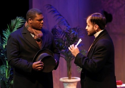 Thumbnail: Saying Yes Leads to Job at Duke for Theater Alumnus