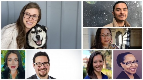 Thumbnail: First Cluster Hire Expands Diversity of Faculty