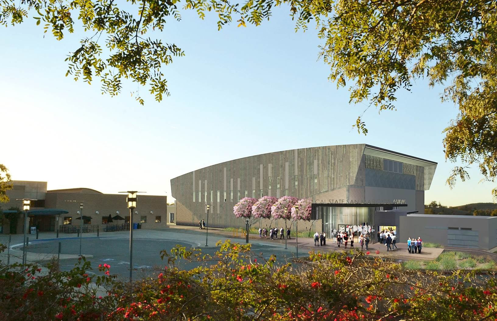 CSUSM's new multipurpose arena will open in fall 2016