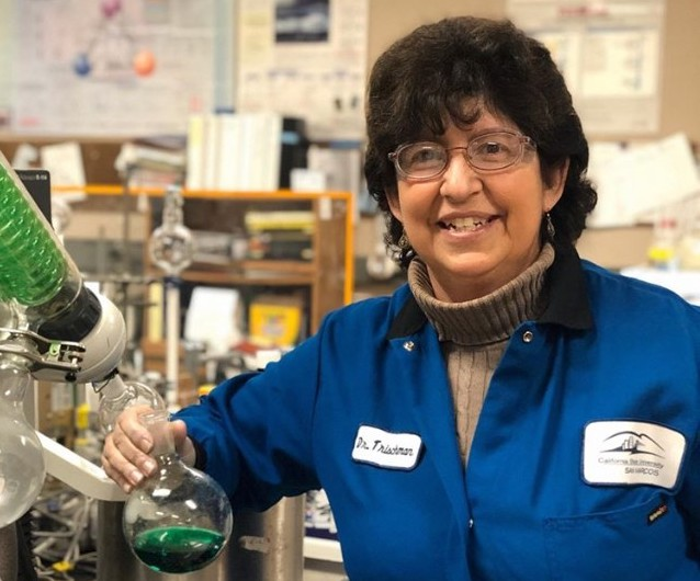 Chemistry professor Jackie Trischman will begin an appointment as the interim dean of CSTEM on July 1.