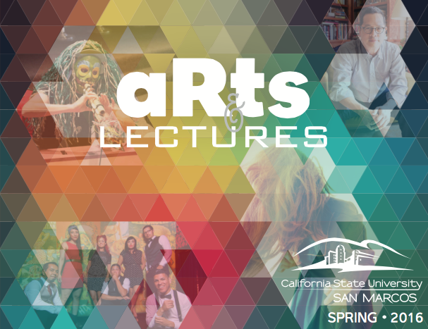 Arts & Lectures Lineup Released