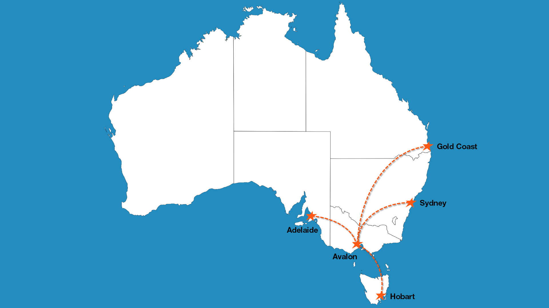 Jetstar Connects Four At Avalon Airport