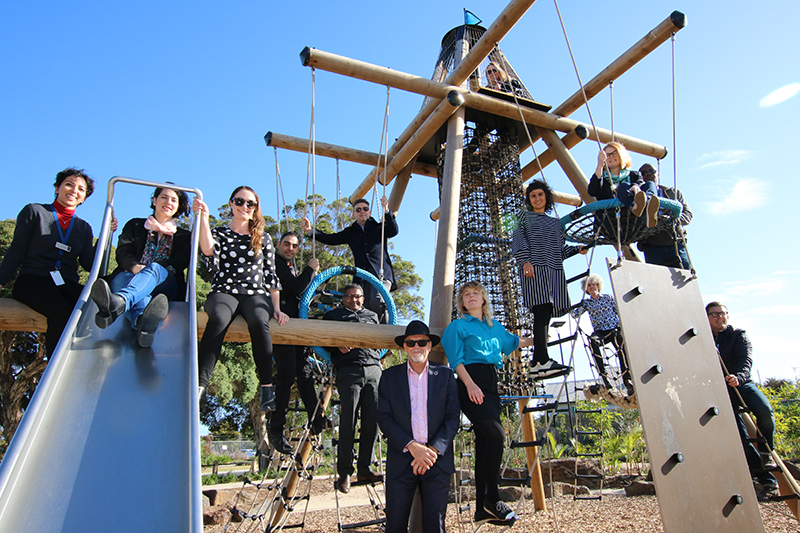 Brimbank City Council's Urban Design team