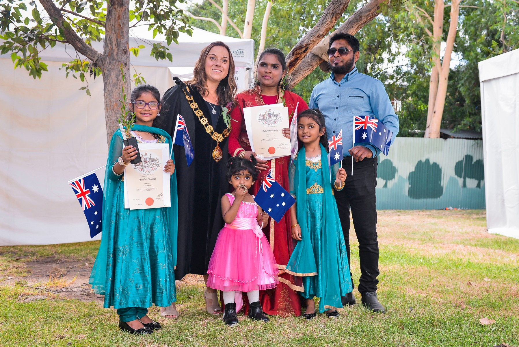 19 354391  Civic Events - Australia Day 2