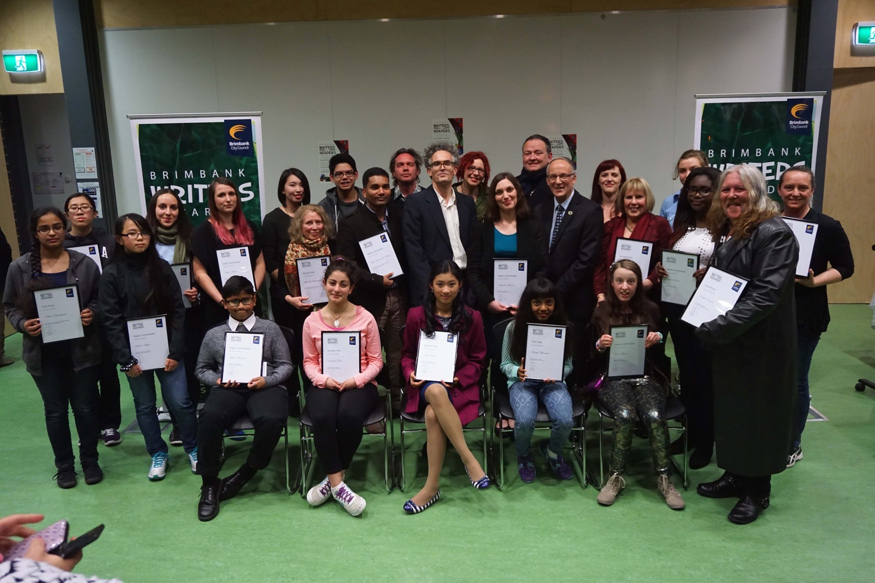 2014 Brimbank Writers Awards Ceremony 15 September