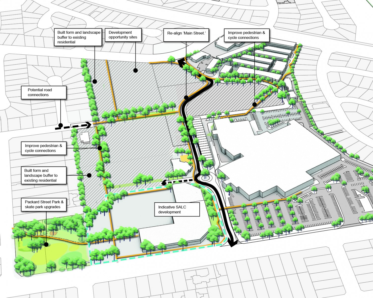 Keilor Downs Urban Design Framework