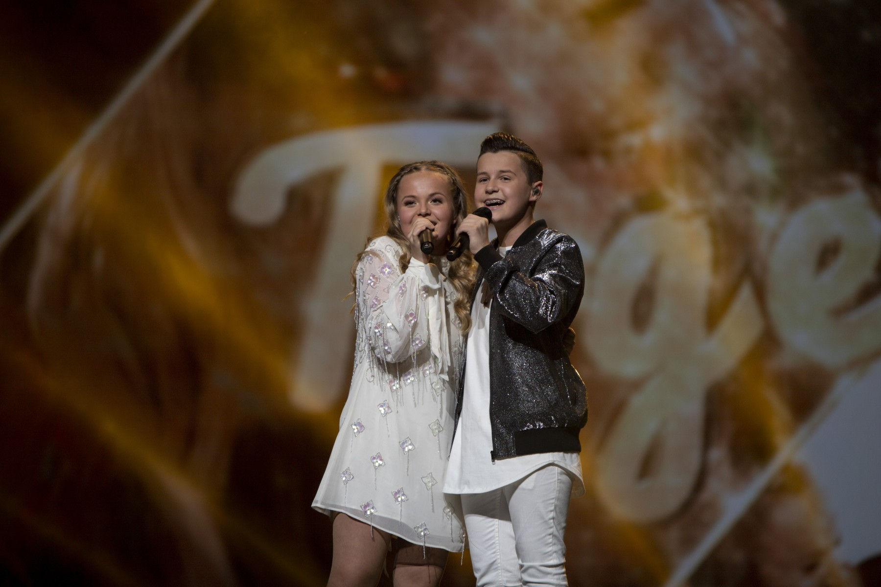 Max & Anne | Junior Eurovisie Songfestival