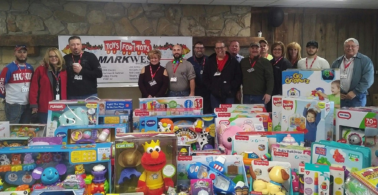 MW Team for Toys for Tots 2017