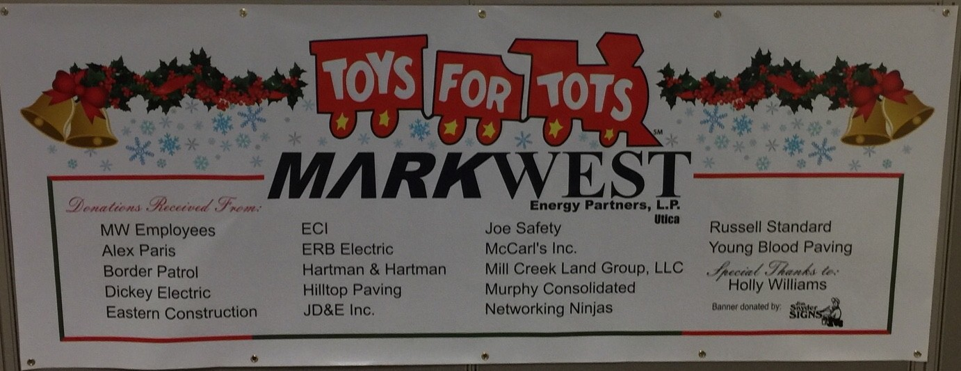 MW Toys for Tots banner 2017
