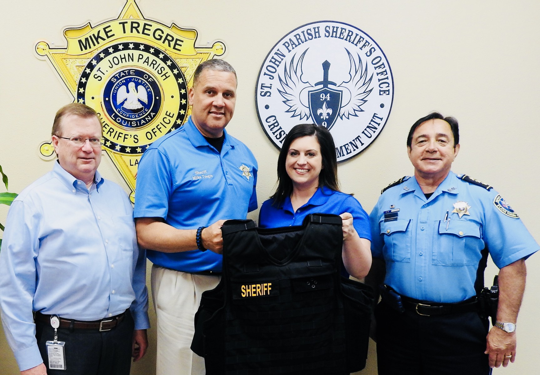 Sheriff Office Donation 2018