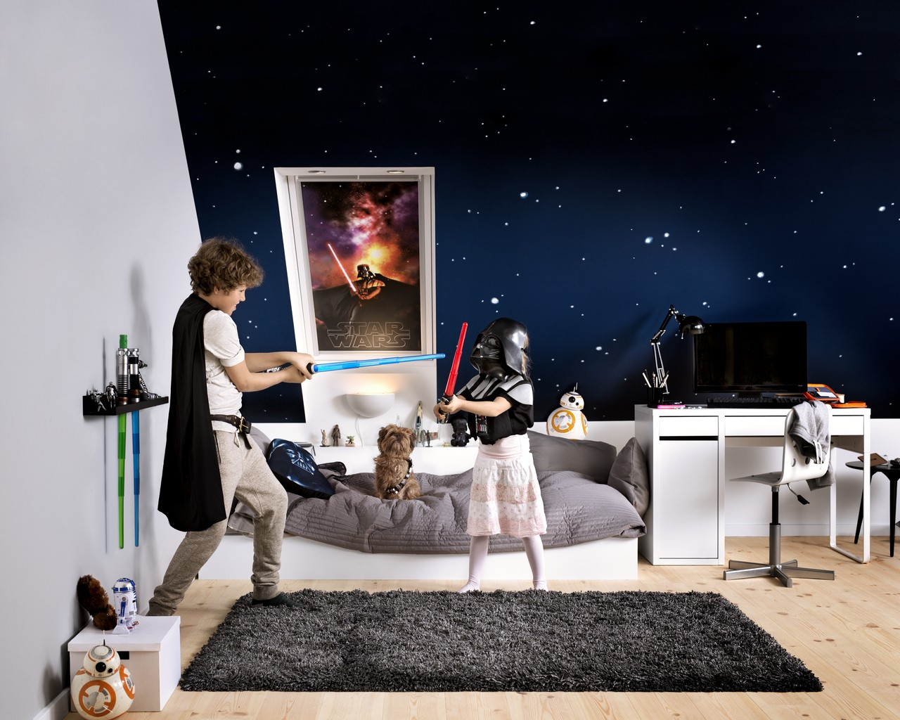 Star Wars VELUX Galactic Night Collection