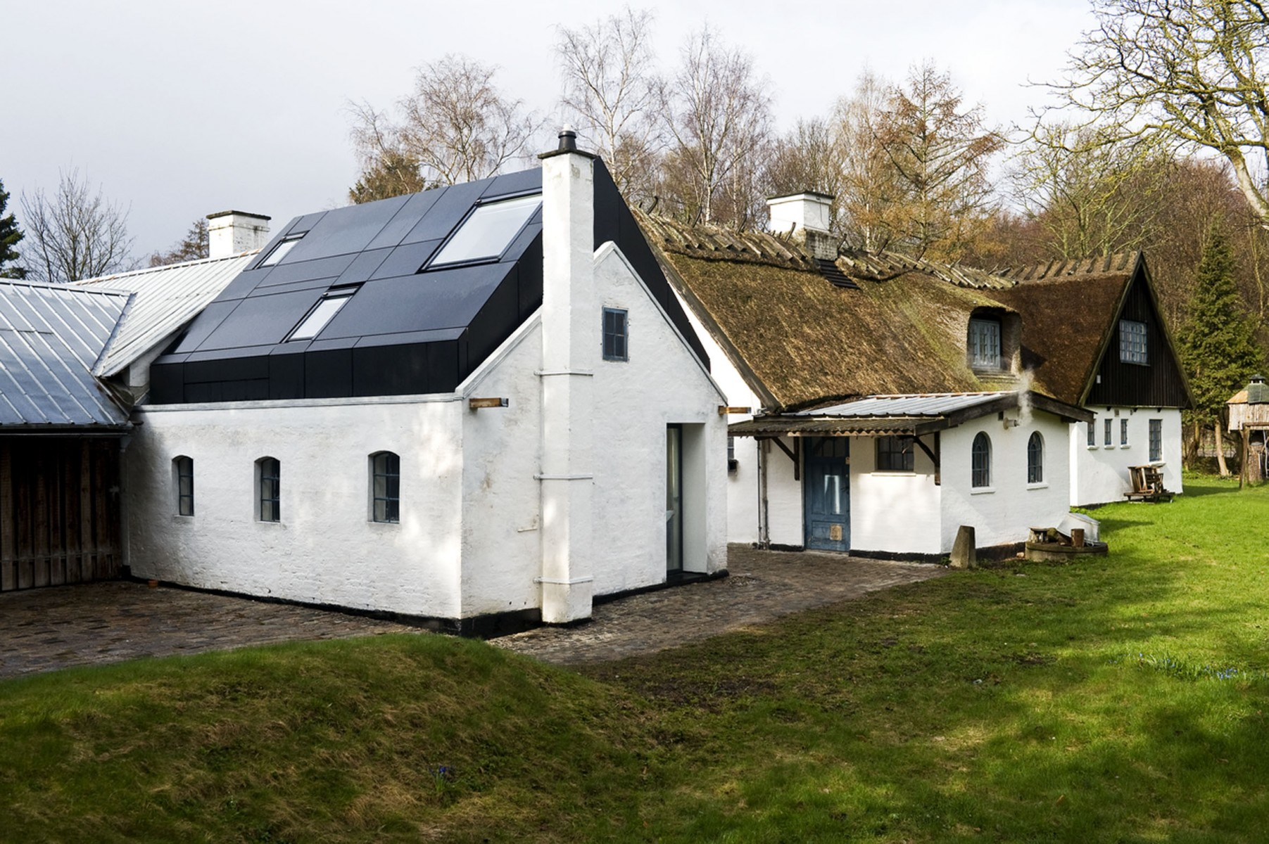 VELUX Renovation Posehuset