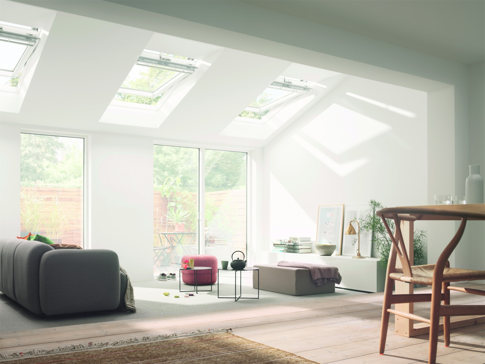 Bring some daylight into your life indoors and improve your mood The VELUX Group