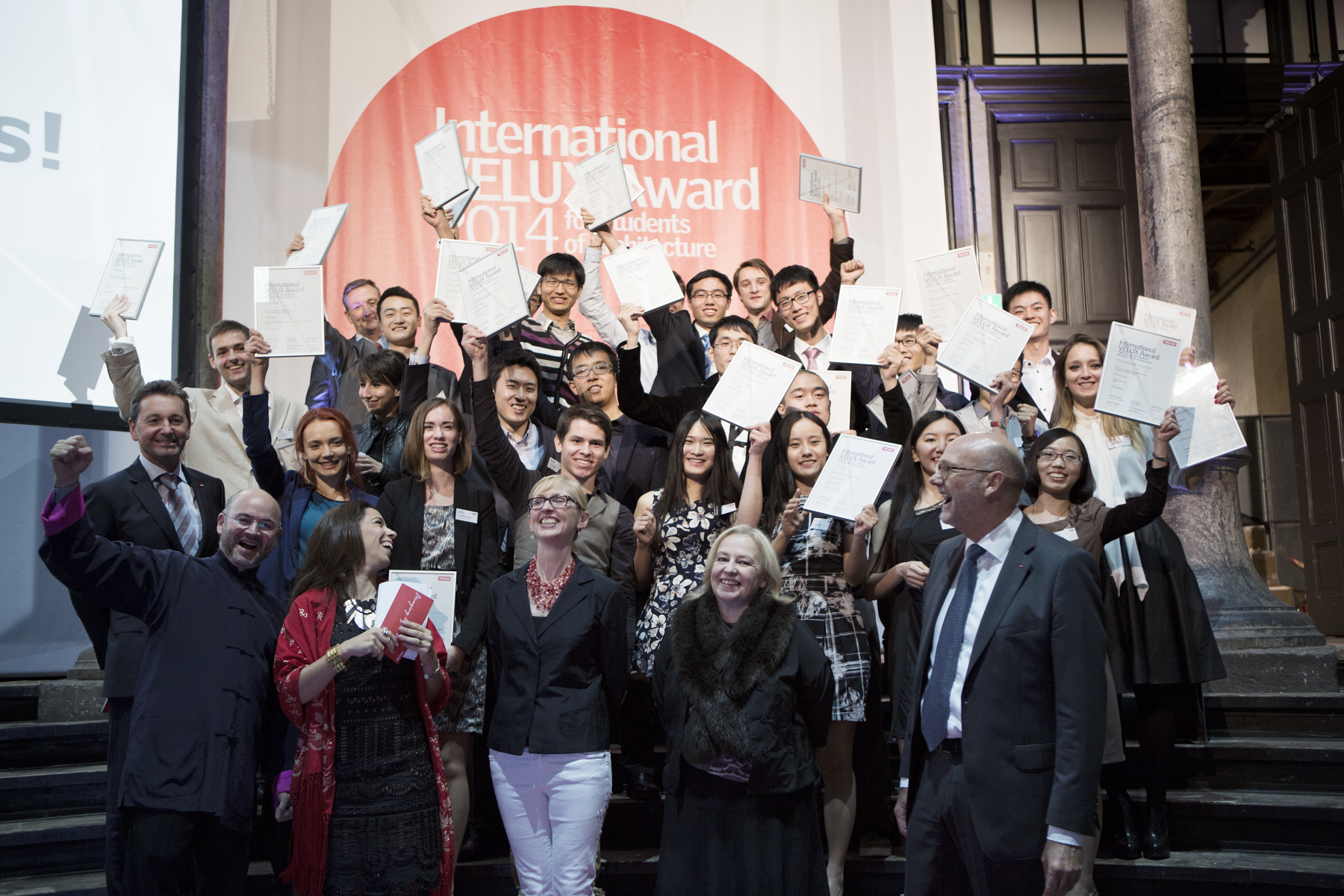 Close to 5,000 students register for the International VELUX Award 2016