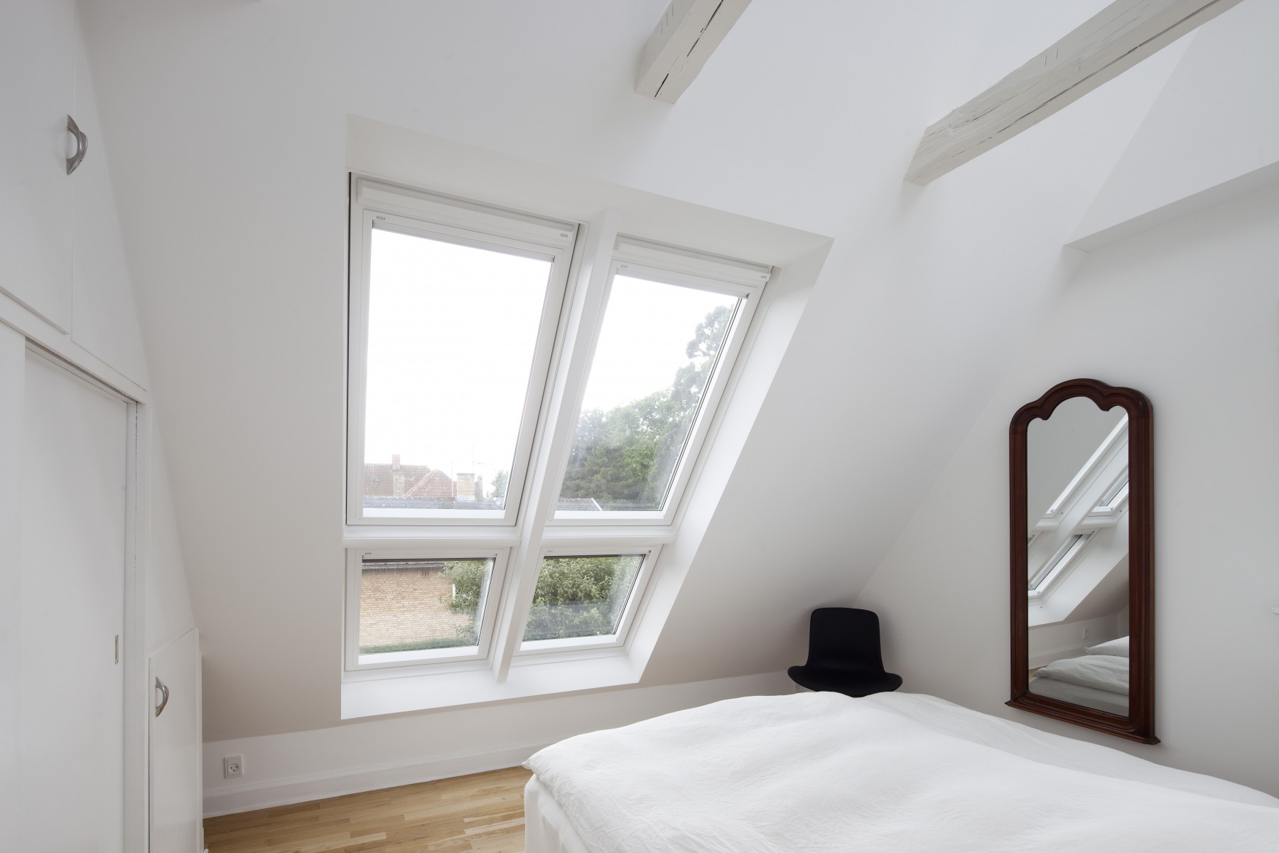 New windows can cause a significant increase of value and sales potential